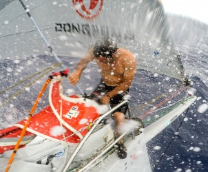 © Sam Greenfield/Dongfeng Race Team/Volvo Ocean Race