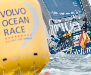 © Paul Todd / Volvo Ocean Race