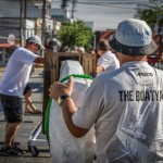 2014-15, Boatyard, Brazil, Dongfeng Race Team, Itajai, Onshore, Village, Volvo Ocean Race, mast