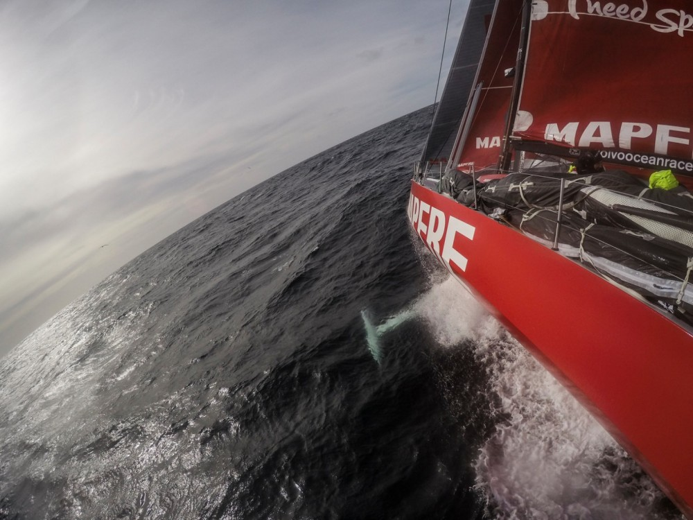 2014 - 15, Leg5, MAPFRE, OBR, VOR, Volvo Ocean Race, onboard, GoPro