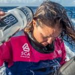 2014-15, ACTION, LEGS, Leg 6, OBR, Team SCA, VOR, Volvo Ocean Race, onboard, Stacey Jackson, life on board, higyene
