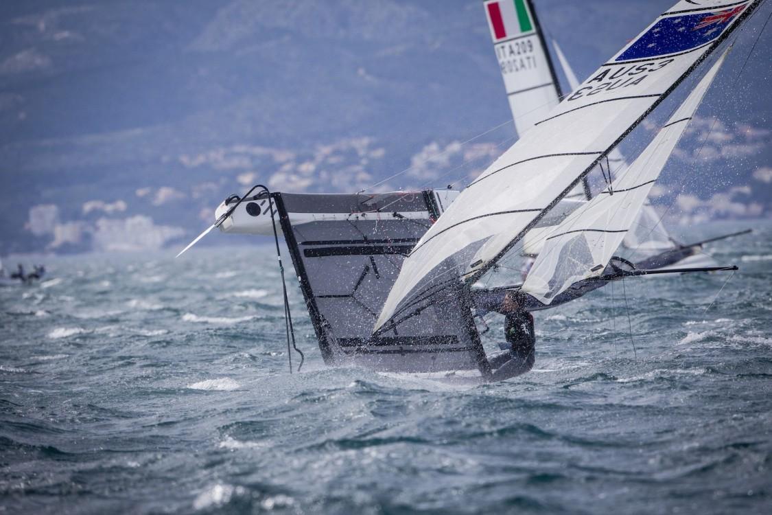 46 Trofeo S.A.R. Princesa Sofia, 46th Princesa Sofia Trophy, Jesus Renedo, Nacra 17, Nacra 17 AUS AUS-3 3 Jason WATERHOUSE Lisa DARMANIN, olympic sailing, sailing