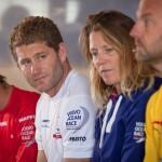 2014-15, Media Center, Newport, USA, Volvo Ocean Race, press conference, skippers