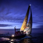 2014-15, VOR, Volvo Ocean Race, Abu Dhabi Ocean Racing, night, arrivals