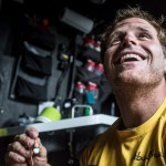 2014-15, Abu Dhabi Ocean Racing, Leg 9, VOR, Volvo Ocean Race, onboard, Luke Parkinson, down below, life on board