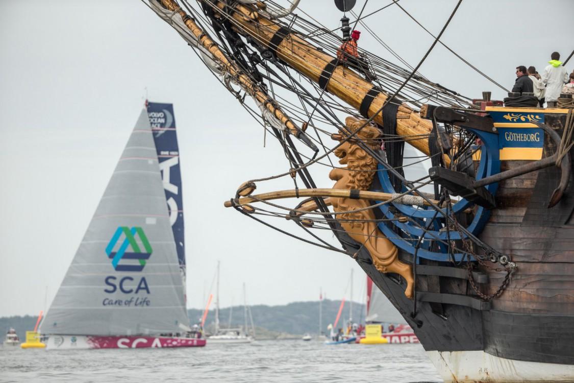 2014-15, VOR, Volvo Ocean Race, Inport, Gothenburg