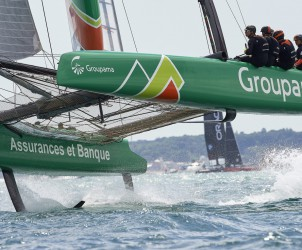 AMERICA'S CUP WORLD SERIES, AC45, MULTIHULL, MULTICOQUE, SAILING