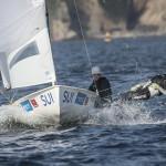 470 W, Aquece, Aquece RIO test event 2015, olympic, Rio, SUI SUI - Switzerland Linda Fahrni Skipper Maja Siegenthaler Crew, test event
