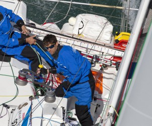 2016, CONCARNEAU, ERWAN TABARLY, FIGARO, GEDIMAT, THIERRY CHABAGNY, TRANSAT AG2R LA MONDIALE, VOILE