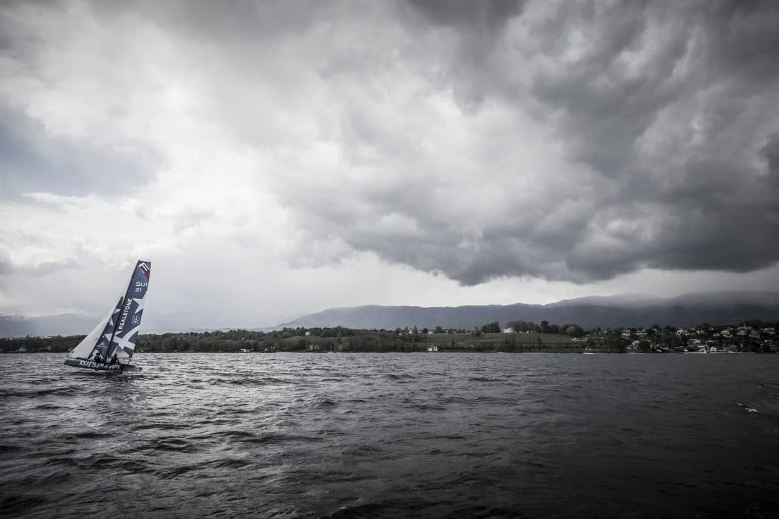 Flying Phantom, Lac Léman, Switzerland, Suisse, Voile, Sailing, Regatta, Boat, Foil, Speed boat, Extreme Sailing, Catamaran, Multihull, FP, Swiss FP Series, SFPS, Club Nautique de Crans, CNC, Grand Prix