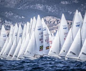 470, 470 M, 470 Men BRA BRA-54 30 Henrique Haddad Bruno Bethlem, 470 europeans, Olympic, Sailing