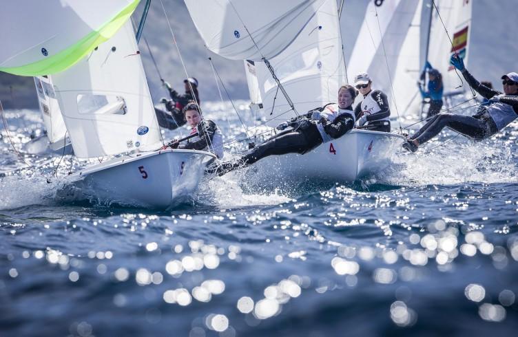 470, 470 W, 470 Women BRA BRA-177 5 Fernanda Oliveira Ana Barbachan, 470 europeans, Olympic, Sailing