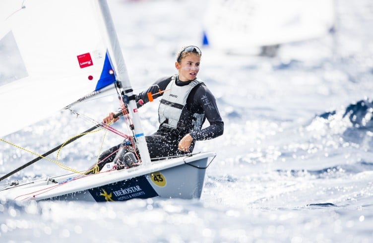 47 Trofeo S.A.R Princesa Sofia IBEROSTAR 2016, Laser Radial, SUI SUI-199846 43 Maud Jayet