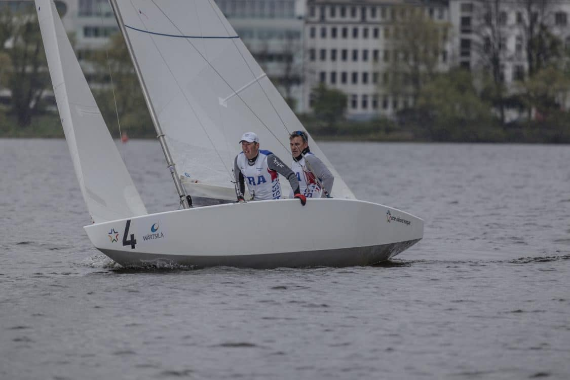 Sail, Sailing, SSL, Star Sailors League, Hamburg, City Grand Slam, Lake Alster, Norddeutscher Regatta Verein, Crew, Sport, Outdoor, Regatta