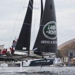 The Extreme Sailing Series 2016, Multihull, GC32, Cardiff, Act3, Foiling Catamaran, Land Rover BAR Academy, LandRover BAR