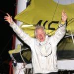 voile, tour du monde, finish, arrivée, solitaire, solo, race, course