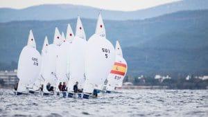 2017 World Cup Series Hyères, 470 Women, Classes, Fleet, Olympic Sailing, Pedro Martinez, Sailing Energy, World Cup Series Hyères 2017, World Sailing