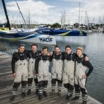 voile, mai, mer, portraits, navigation, action, sailing, equpage, crew, team