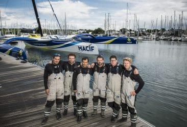 voile, mai, mer, portraits, navigation, action, sailing, equpage, crew, team