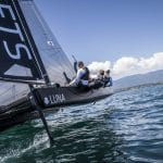 CNC, Catamaran, Club Nautique de Crans, Flying Phantom, GEneve Rolle Geneve, Lac Léman, Outdoor, Regate, Regatta, Sport, Suisse, Swiss FP Series, Switzerland, Water, YCG, voile