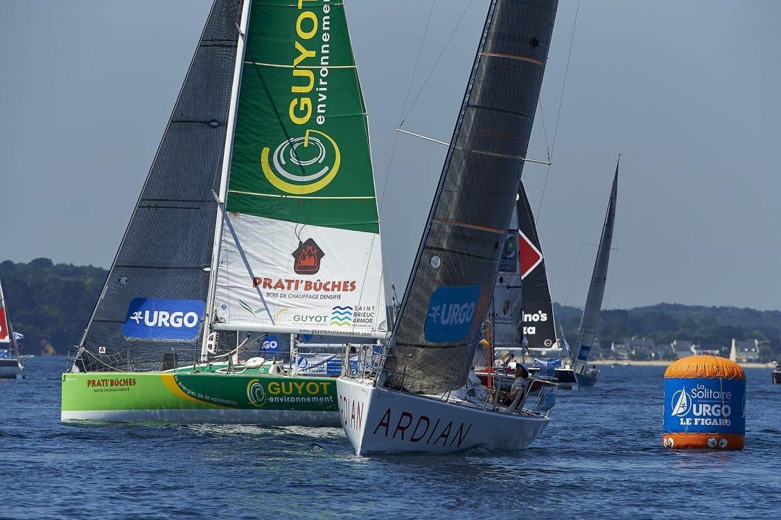 Voile: Nicolas Lunven remporte la 48e Solitaire du Figaro