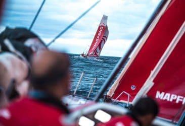 2017-18, Dongfeng, Kind of picture, Leg Zero, MAPFRE, On board, On-board, Pre-race, Rolex Fastnet Race, boat to boat