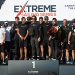 Cardiff, Day4, ESS, Extreme Sailing Series, Vincent Curutchet
