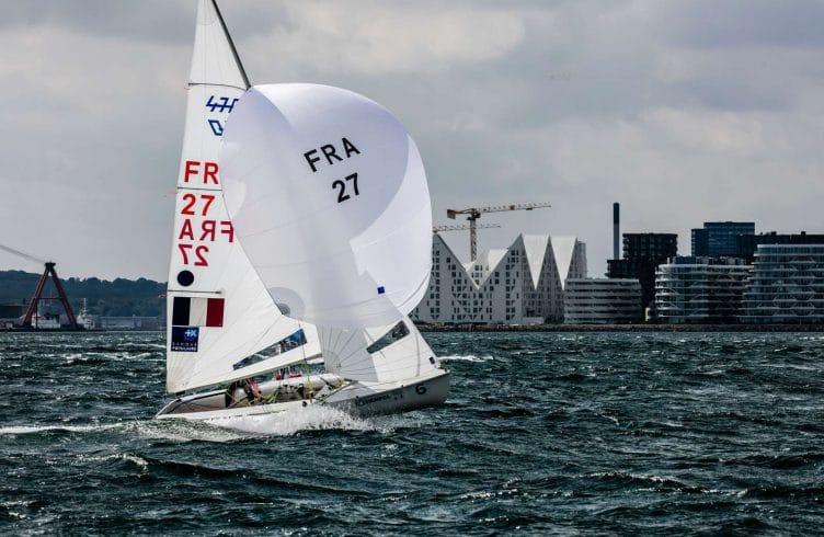 470 m, aarhus, aarhus sailing week, classes, fra 27 kevin peponet, olympic classes, olympic sailing