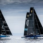 Extreme sailing, Fastest boats, GC32, GC32 Racing Tour, GC32 VILLASIMIUS CUP, MAMMA AIUTO!, REALTEAM, Sardinia, Villasimius, catamaran, foiling, foiling catamaran, one design yacht, sailing, speed, yachting