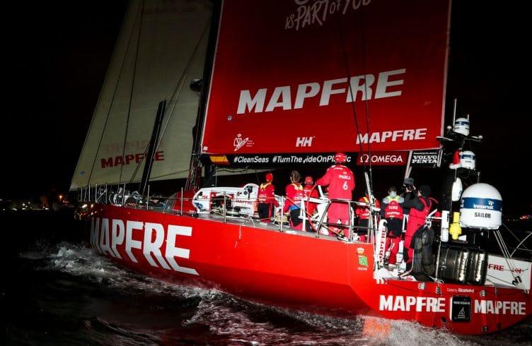 2017-18, Cape Town-Melbourne, Leg 3, MAPFRE, Melbourne, arrival, host city, port, 2017-18|Leg 3|arrival, 2017-18|MAPFRE, 2017-18|Melbourne
