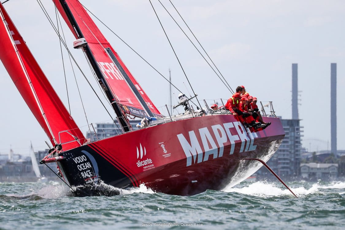 2017-18, Leg 4, MAPFRE, Melbourne, Melbourne-Guangzhou, host city, port, start