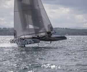 CNC, Catamaran, Club Nautique de Crans, Easy To Fly, Lac Léman, Outdoor, Regate, Regatta, Sport, Suisse, Swiss FP Series, Switzerland, Water, voile, Absolute Dreamer