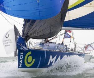 Figaro beneteau 2, Plan Lombard, DALIN Charlie, SKIPPER MACIF 2015, voile 2, france