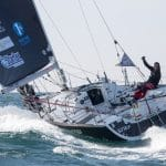 class figaro, course au large, voile, snef, figaro, xavier macaire