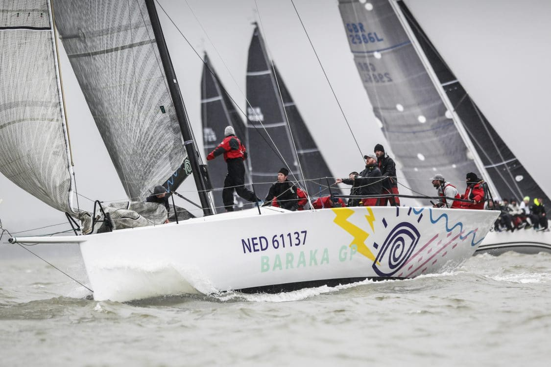 2018, Easter Challenge, RORC